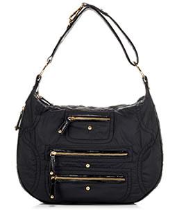Tods Luna Nylon Media Bag
