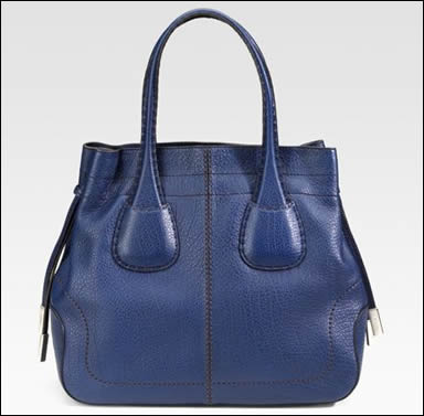 tods medium rounded d bag