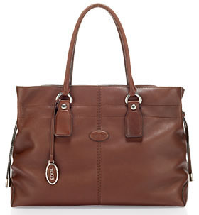 Tods Restyled D-Bag Shopping Media