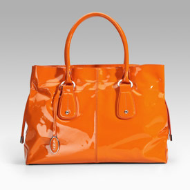 tods Restyled D-Bag Tote