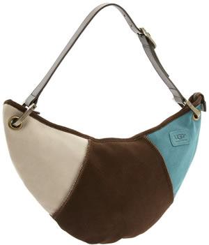 UGG Australia Metro Pipe Hobo Handbag