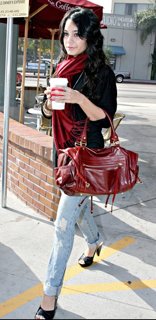 vanessa hudgens rebecca minkoff morning after bag3