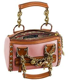 Versace Snap Out Of It Handbag
