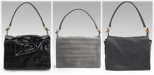Yves Saint Laurent Catwalk Bags