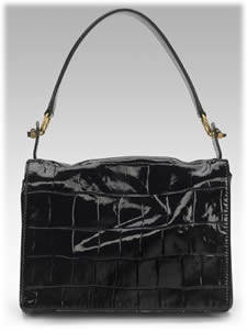 Yves Saint Laurent Catwalk Large Flap Bag